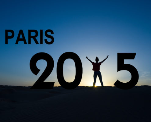Paris climate talks 2015