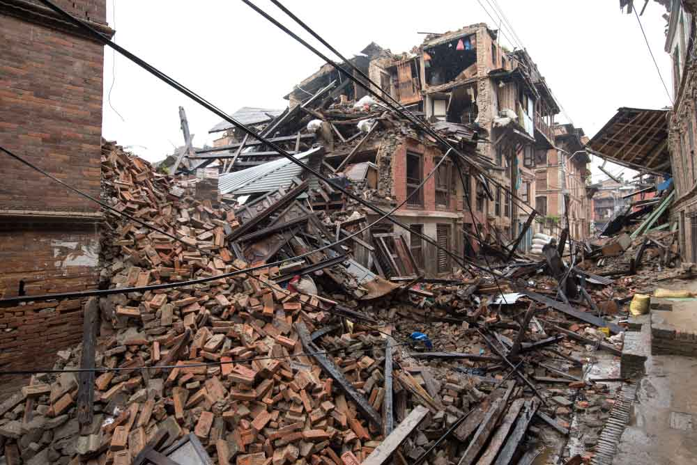 Podcast: Could an Earthquake Destroy Humanity? - Future of ...