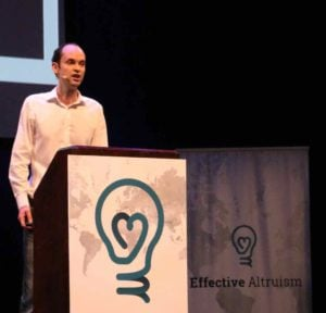 Toby Ord speaking about the history of effective altruism.