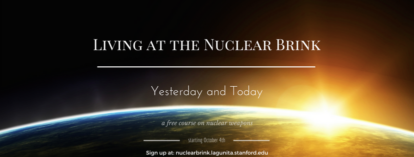 Former Defense Secretary William Perry Launches MOOC on