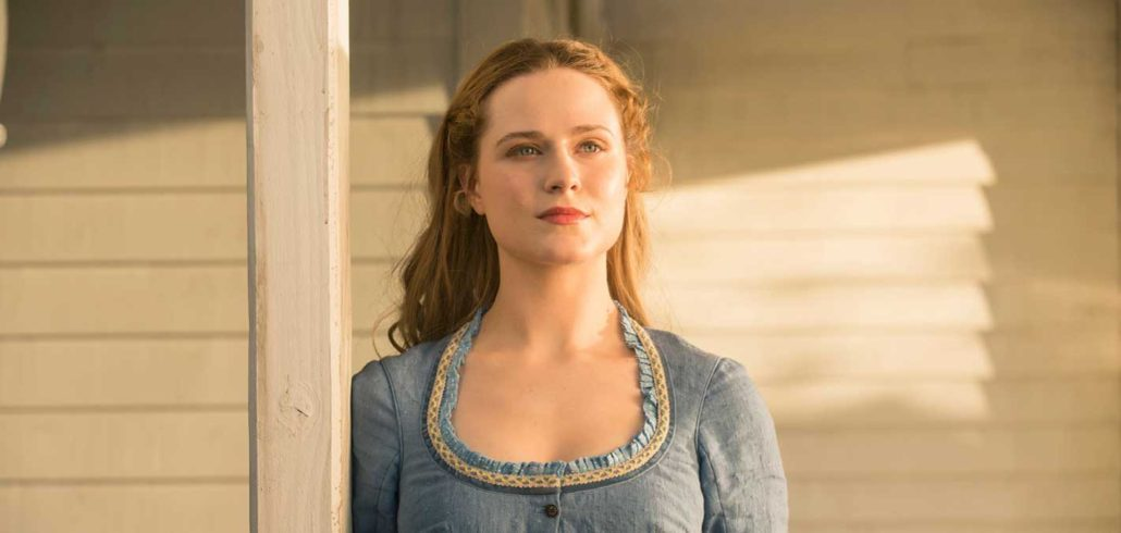 Evan Rachel Wood in Westworld. Photo Credit: John P. Johnson.