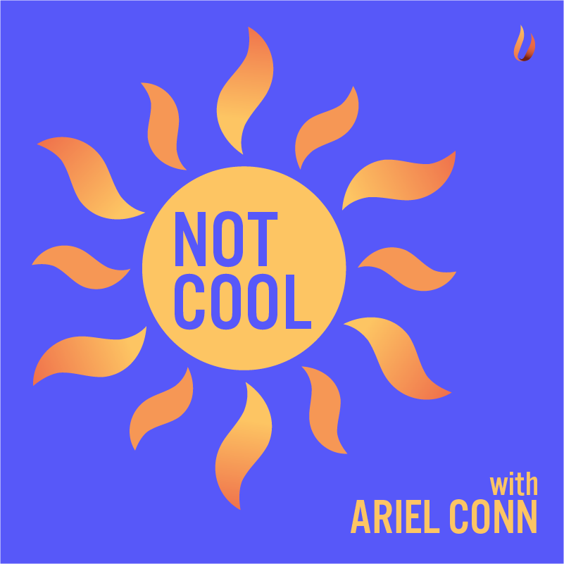 Not Cool Ep 3: Tim Lenton on climate tipping points